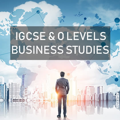 IGCSE BUSINESS STUDIES ONLINE COURSE